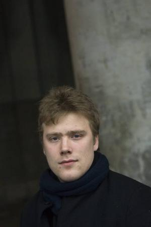 """Gillar """"Wit"""". Forskaren Ola Wikander Augustnominerades för sin bok """"I döda språks sällskap""""."""