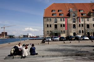 Dansk arkitektur center, Dac, i Köpenhamn nämns ofta som en förebild. Snart flyttar man till nya lokaler, ritade av Rem Koolhaas.   Foto: Kristian Ridder-Nielsen