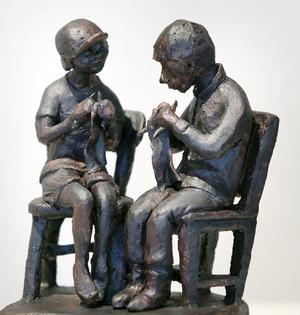 Keramik av Jini Hedblom, Ljusdal.