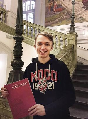 Anders Angerbjörn skall läsa vid Harvard university.