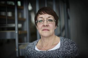Britt-Marie Stolth, enhetschef för Ambulans Mitt.