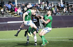 Peter Magnusson gjorde tre säsonger i IK Brage innan han lämnade för Vasalund i december 2015.