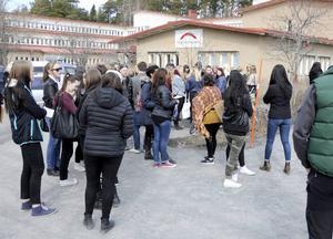 I går hölls det demonstrationer i bland annat Odensala, utanför Migrationsverkets lokaler, för att protestera mot avvisningen av Ghader Ghalamere.