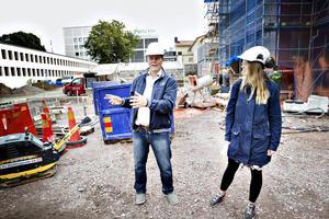 Andreas sundström är projektledare för