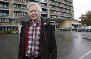 – Vi är helt emot näthat och personangrepp, säger Nils-Gunnar Molin, ordförande i föreningen Sollefteå framtidens akutsjukhus.