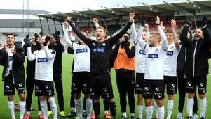 ÖSK gick till final i svenska cupen 2015 efter att ha besegrat Elfsborg hemma på Behrn arena i semifinalen (bilden). Arkivfoto: Conny Sillén