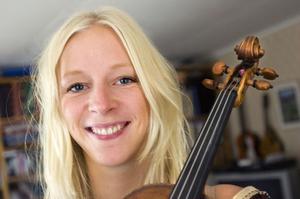 Lena Jonsson är Bollnäs kommuns kulturstipendiat 2010.