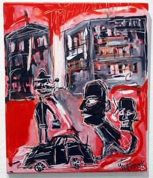 """""""Nattliv""""av Jacob Tromark"""