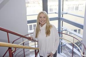 Pernilla Eriksson kämpar för större jämställdhet och kommer att aktivt söka efter kvinnliga projektledare i vår.