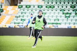 Amaro Bahtijar skrev på ett tvåårskontrakt med GIF Sundsvall.