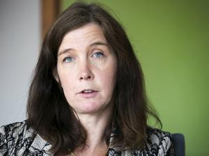 Enligt Anna Andersson, chef för Borlänge kommuns sociala sektor, är det lugnt i verksamheten på gruppboendet nu.