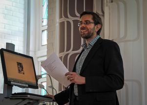 Sven Edsfors föreläser om Cavaillé-Coll och den franska symfoniska orgeln.