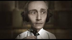 """Omtalad. """"Metropia"""" är en sciencefictionartad långfilm, producerad av Kristina Åberg med rötter i Gävle."""