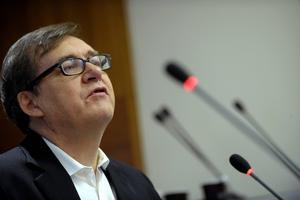 Göran Harnesk, förbundets generalsekreterare.