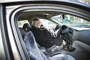Birgitta Helmersson blev inspirerad att börja köra mer bil.
