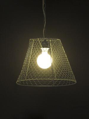 Hönsigt? Lampan Chicken i industriell stil från Globen lighting.