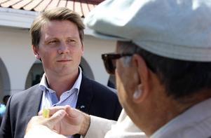 Erik Ullenhag, integrationsminister (FP)    Kommentar: Integrationsministern ville gärna ta plats i debatten. Ullenhag är något förutsägbar, alltid en saklig argumentation men lyckas sällan skapa engagemang hos den som lyssnar.    Betyg: 2 av 5