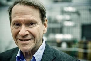 Gunnar Asplund har fått en ny partner i elvägsprojektet.