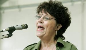 Solveig Ternström trotsar partipiskan, anser insändarskribenten.