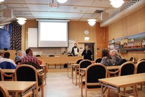 Frivilliga i Gävleborg vill ta vara på det som redan finns i kommunen i form av föreningar och aktiviteter, och koppla ihop dem med nyanlända flyktingar.