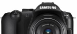 Samsung NX5 nästan identisk med NX10