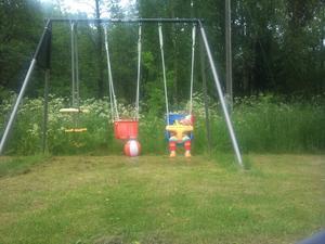 Midsommardagen 2012 - Barnvakten som försvann...
