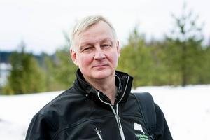 Sven-Ulrich Olsson är ordförande i LRF:s lokala avdelning i Söderhamn.