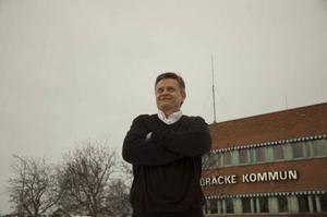 Kommunalrådet Sven Åke Draxten har stor makt i Bräcke kommun
