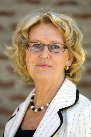 Metta Fjelkner, ordförande i Lärarnas Riksförbund. Foto: Scanpix