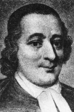 Anders Chydenius, född 26 februari 1729, död 1 februari 1803, drev igenom tryckfrihetsförordningen 1766. Han var född i Österbotten, i dagens Finland.