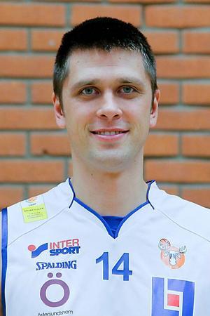 Luka Marolt är fortfarande kvar hemma i Slovenien. Där har ansvarig Jämtland Baskets två ungdomslag som befinner sig på träningsläger i landet. Nästa vecka ska han ansluta sig till Jämtlands ligalag.Arkivbild
