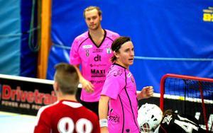 Alexander Galante Carlström gjorde två av målen mot Linköping. Det räckte dock inte för seger borta mot Linköping.
