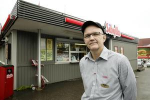 Toffes gatukök på Mossplan i Ludvika blev sista verksamheten som Torleif Fallsdalen sålde.