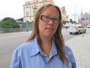 Paula Andersson, 28 år, Gävle, hemtjänst:– Pengar som jag skulle kunna spara till utflykter med familjen. Nu när sambon fyller 30 år funderar jag på att ge honom en utlandsresa.
