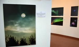 Ulf Jonsson är född och uppvuxen i Torps socken, och visar just nu prov på sitt fotografiska kunnande i Ånge konsthall.