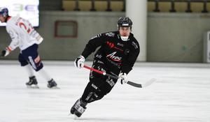 Ivan Lebedev lämnade Tillberga för Hammarby efter förra säsongen.