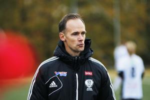 Jörgen Nyberg, tränare i BK30.