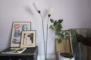 Stylisten Emma Sundh vill ha det fint omkring sig och inreder gärna med vintage.