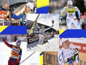 Stina Nilsson ligger etta i världscupen efter att ha tagit sin första seger i VC någonsin. Världscupsvintern är inte så mörk som vi befarat - det går faktiskt rätt bra för Sverige.