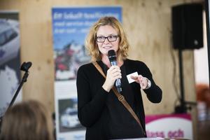Marie Svahn avvaktar nu att få höra vad berörda kommuner och länsstyrelsen anser om förslaget