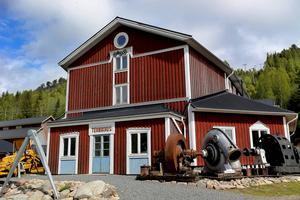 Byråkratimuseet finns på Mannaminne i Häggvik.