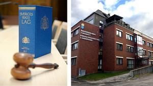 Männen dömdes i dag vid Ångermanlands tingsrätt i Härnösand.