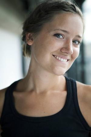 Susanna Cederquist är aktivitetsansvarig för säsongen på Storulvåns fjällstation.