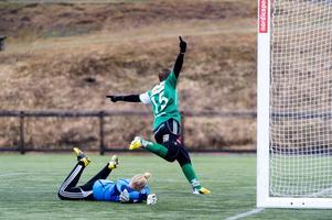 Josefin Larsson gjorde två mål för Själevad.