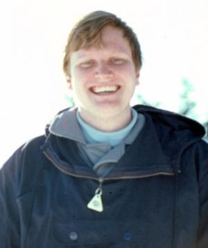 Björn Strandberg. Foto: Privat