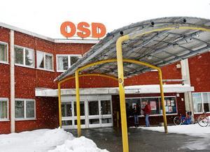 OSD i Östersund – före detta Folkets hus.
