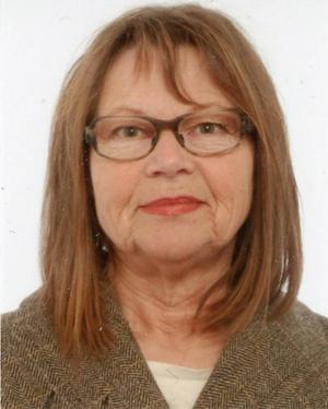 Helena Groth, 65 år.