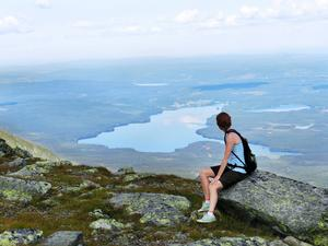 Hos turistnäringen är prognosen och bokningsläget uppåt. Det visade Norrlandsfondens konjunkturbarometer i november. Under sommaren hade branschen en ökning med 13 procent och  den är ett av sju utpekade områden för jobb och företagsamhet.