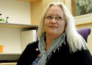 Agneta Nyvall (M) säger att hon vill se mer verkstad – inte mer administration.