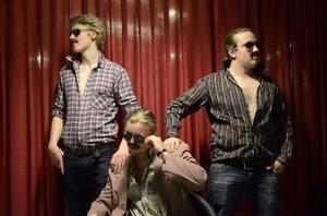 Funkbandet Funkmeister Unt Der Autokopterz från Örnsköldsvik är ett av deltagande band i Livekarusellen.